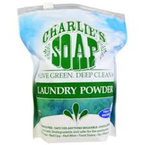 Charlies Laundry Powder Review: Charlie's Soap Laundry Powder